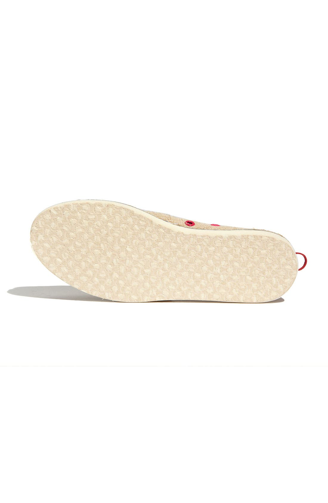 Alternate Image 4  - TOMS 'Bimini' Slip-On (Women)