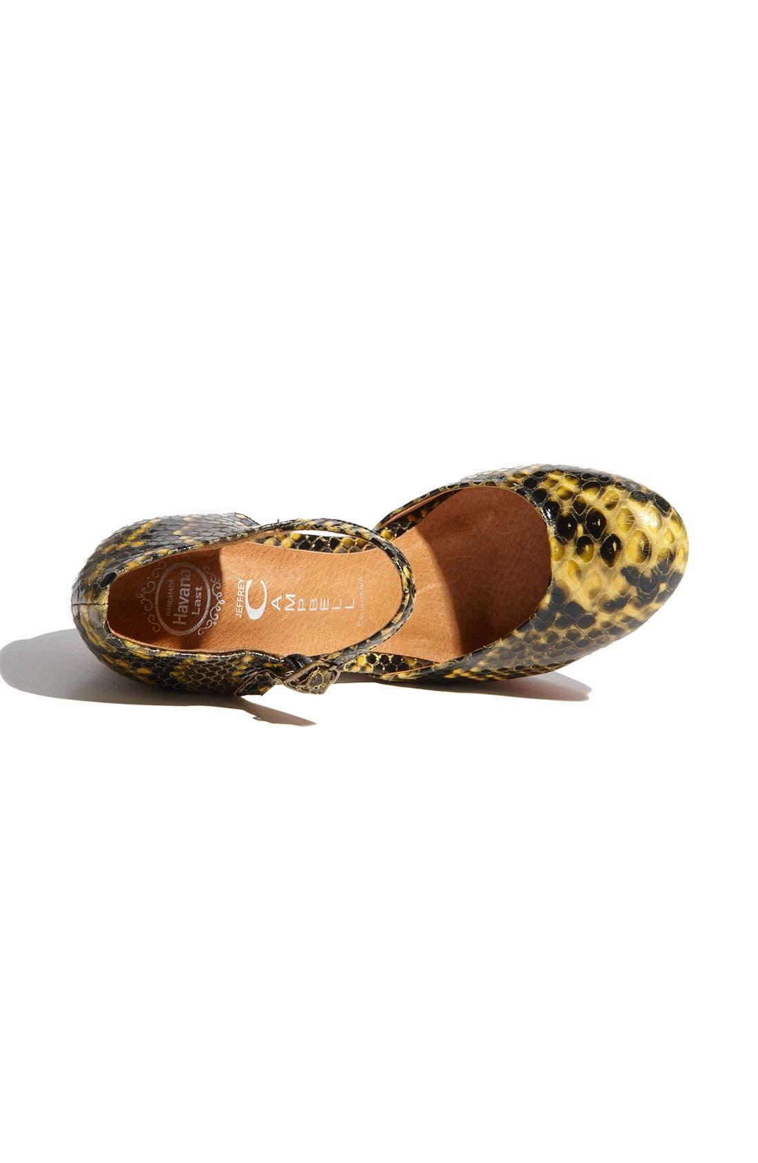 Alternate Image 3  - Jeffrey Campbell 'Rock Play' Sandal