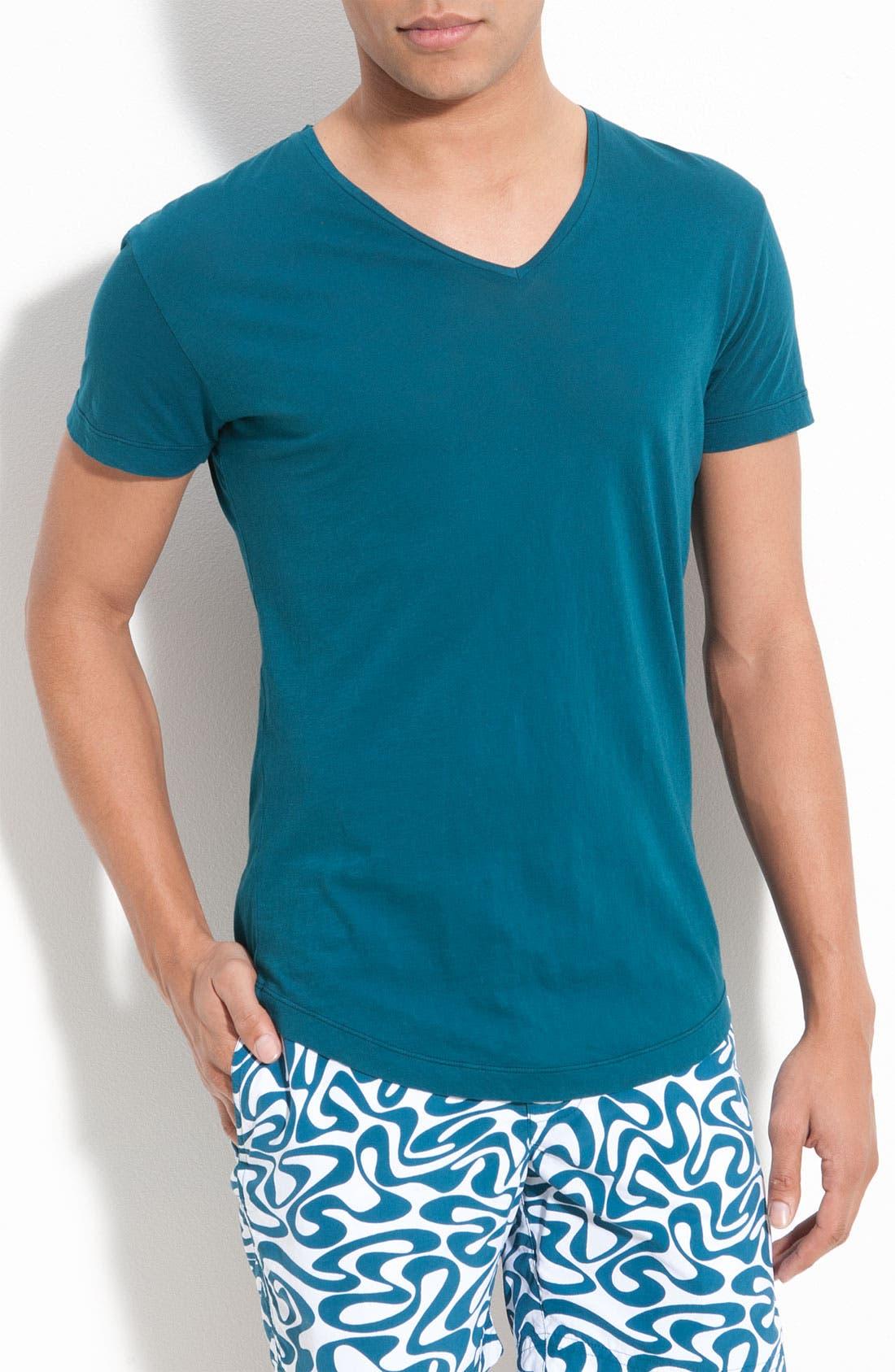 Alternate Image 1 Selected - Orlebar Brown 'Bobby' V-Neck T-Shirt