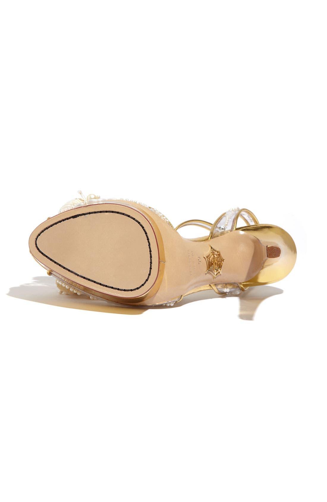 Alternate Image 4  - Charlotte Olympia 'Sea Shells' Sandal