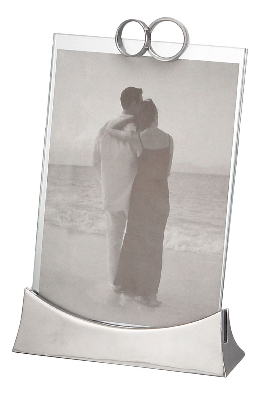 Alternate Image 1 Selected - Nambé 'Forever' Picture Frame (5x7)