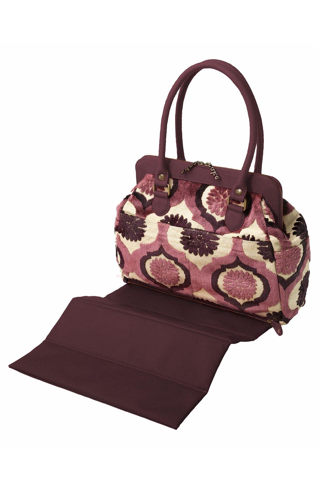Alternate Image 2  - Petunia Pickle Bottom 'Cosmopolitan Carryall' Diaper Bag