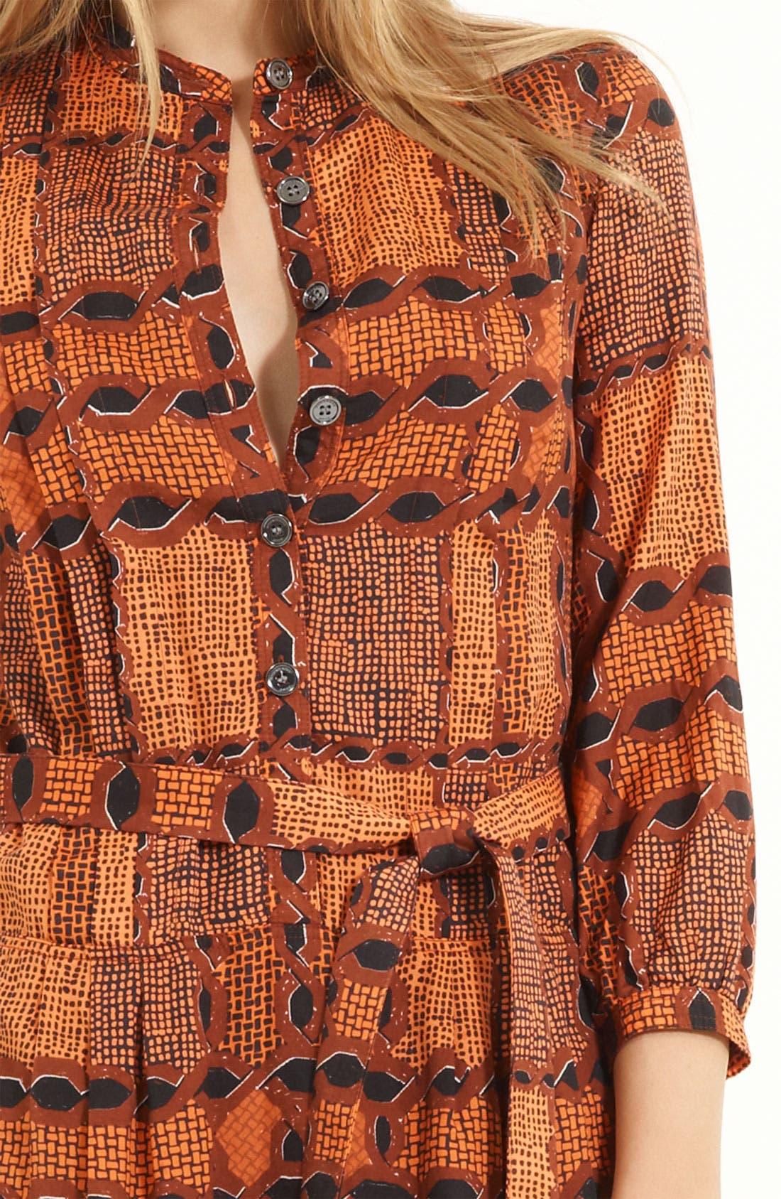 Alternate Image 3  - Burberry Brit Print Shirtdress