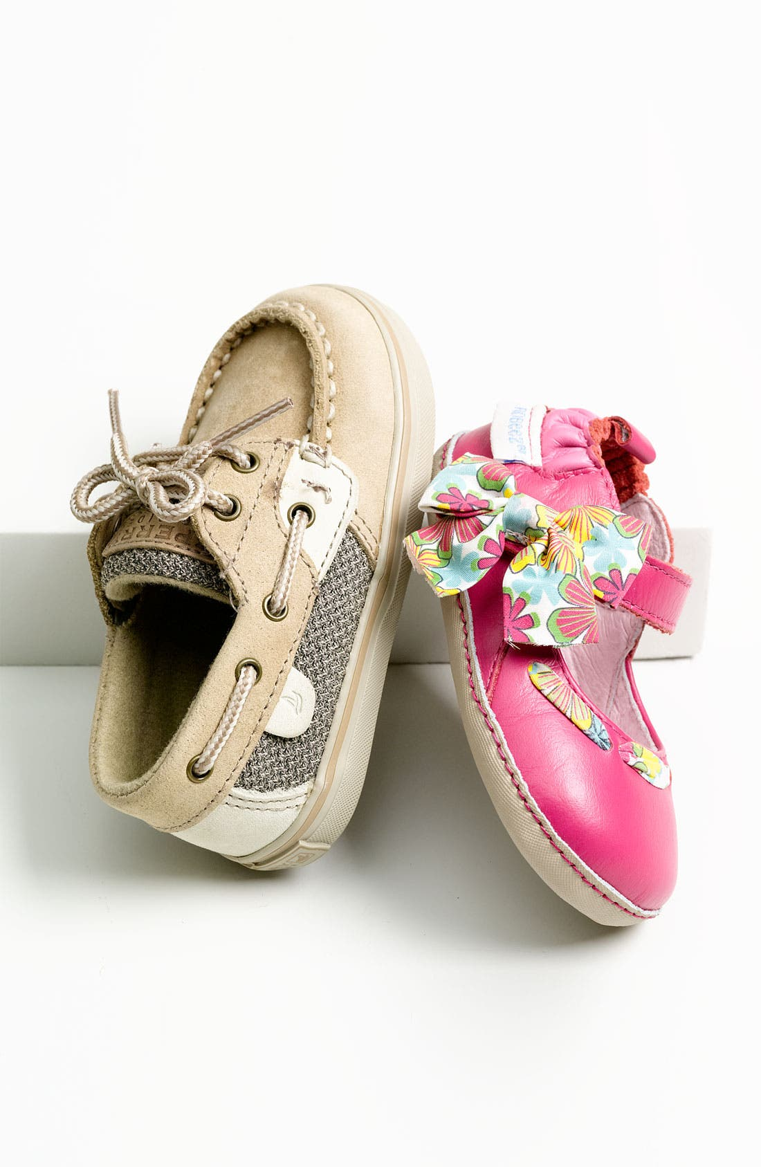 Alternate Image 5  - Sperry Top-Sider® 'Bluefish' Crib Shoe (Baby)