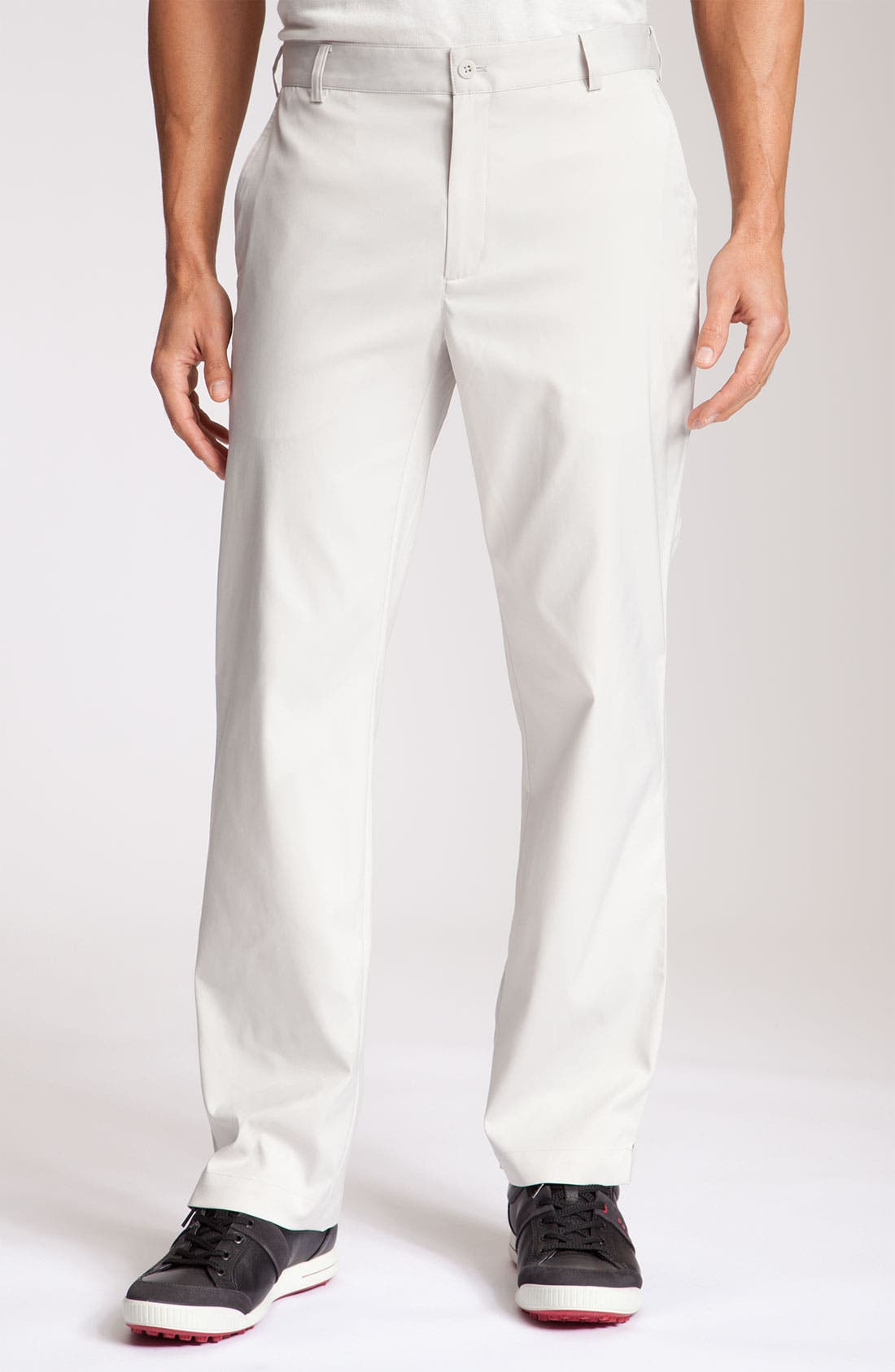 Alternate Image 1 Selected - Nike Golf Collection Flat Front Golf Pants