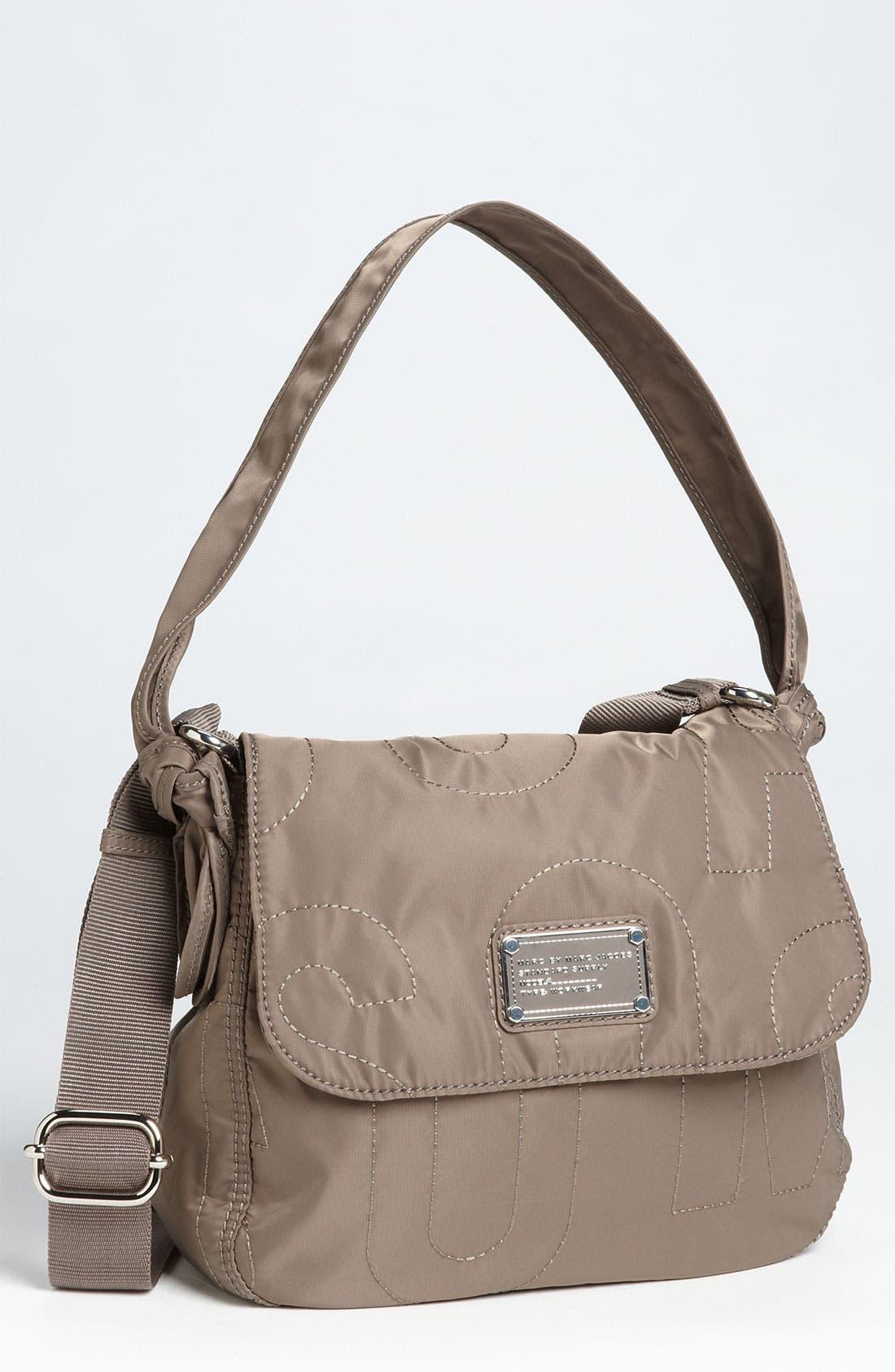 Main Image - MARC BY MARC JACOBS 'Pretty Nylon - Little Ukita' Convertible Crossbody Flap Bag