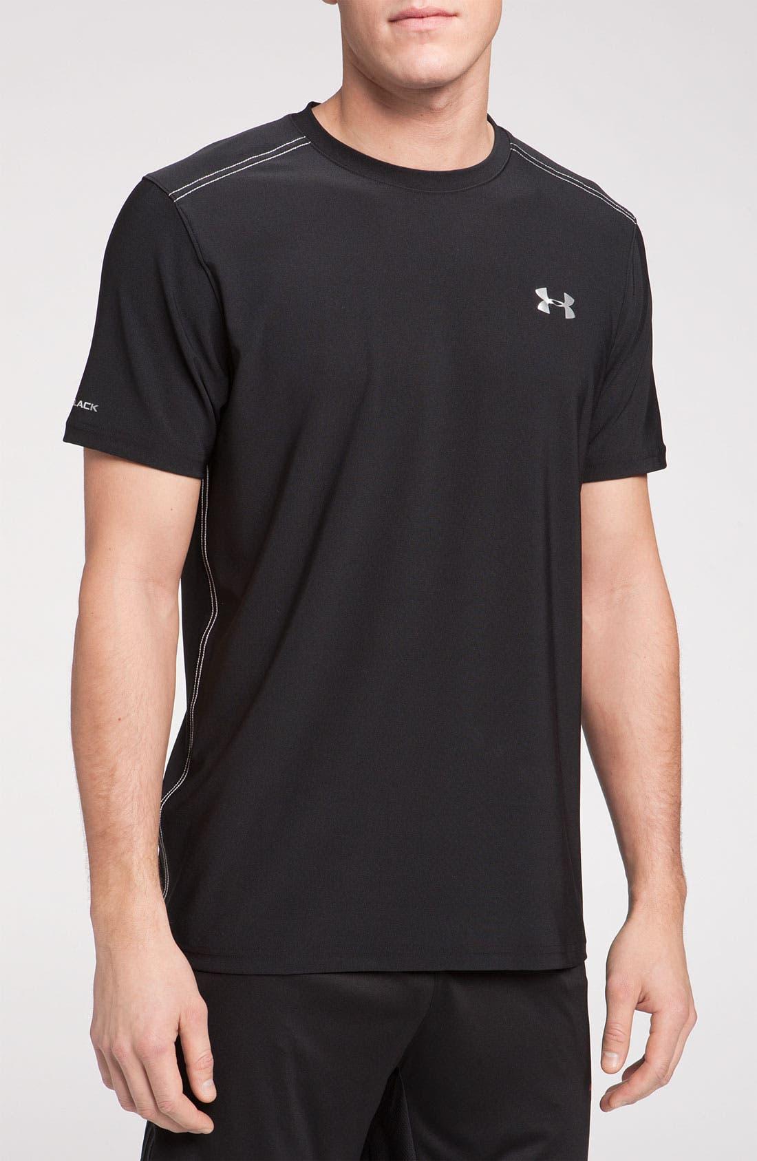 Main Image - Under Armour ColdBlack® Crewneck T-Shirt
