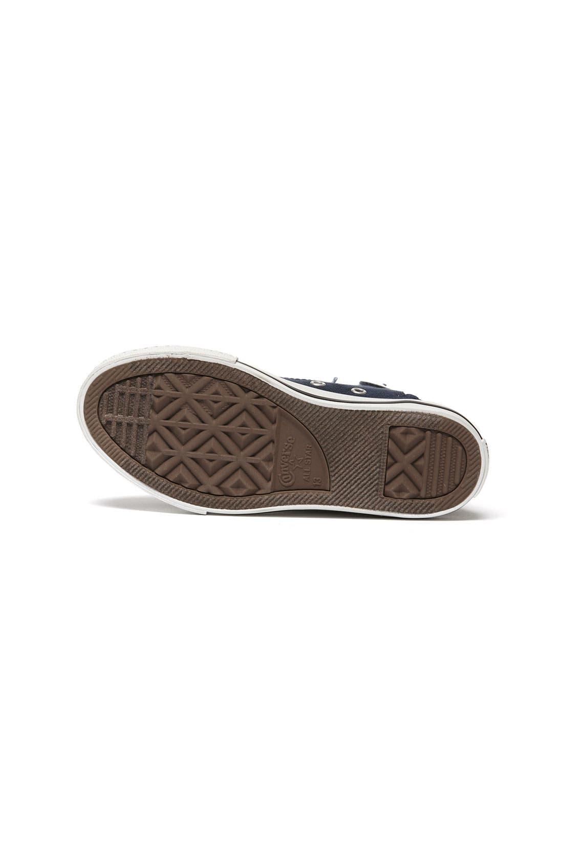 Alternate Image 4  - Converse Chuck Taylor® 'X-Hi' Sneaker (Toddler, Little Kid & Big Kid)
