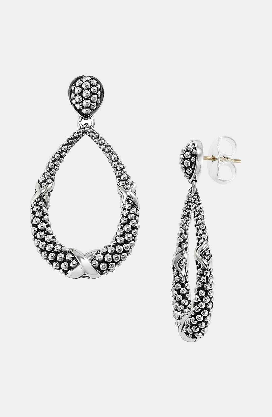 Main Image - LAGOS 'X' Open Drop Earrings