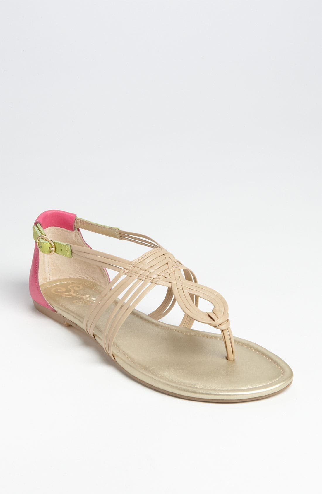 Alternate Image 1 Selected - Seychelles 'Coy' Sandal