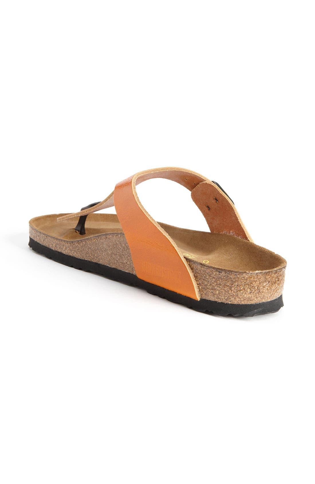 Alternate Image 2  - Birkenstock 'Gizeh' Sandal (Exclusive)