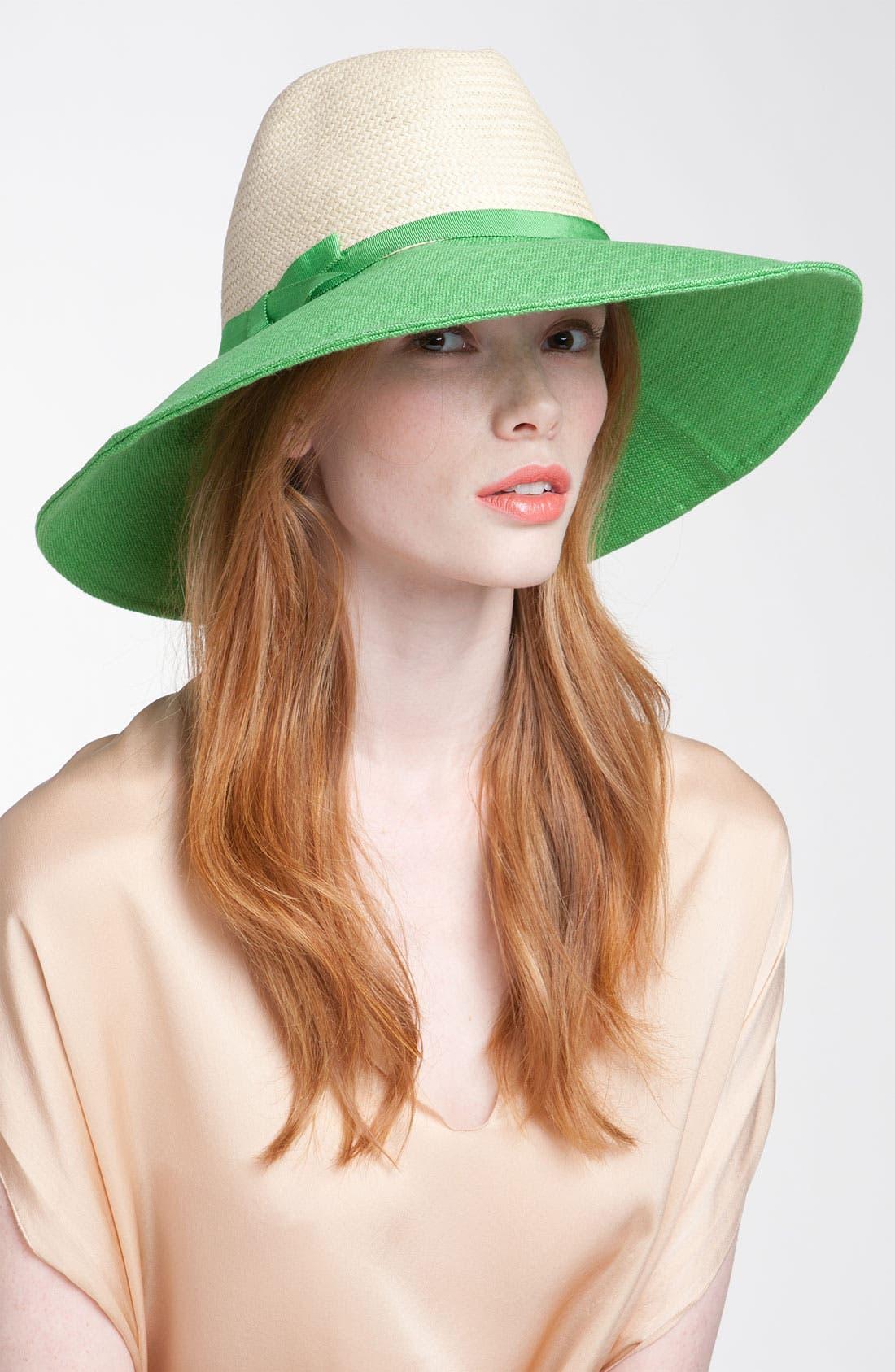 Alternate Image 1 Selected - kate spade new york sun hat