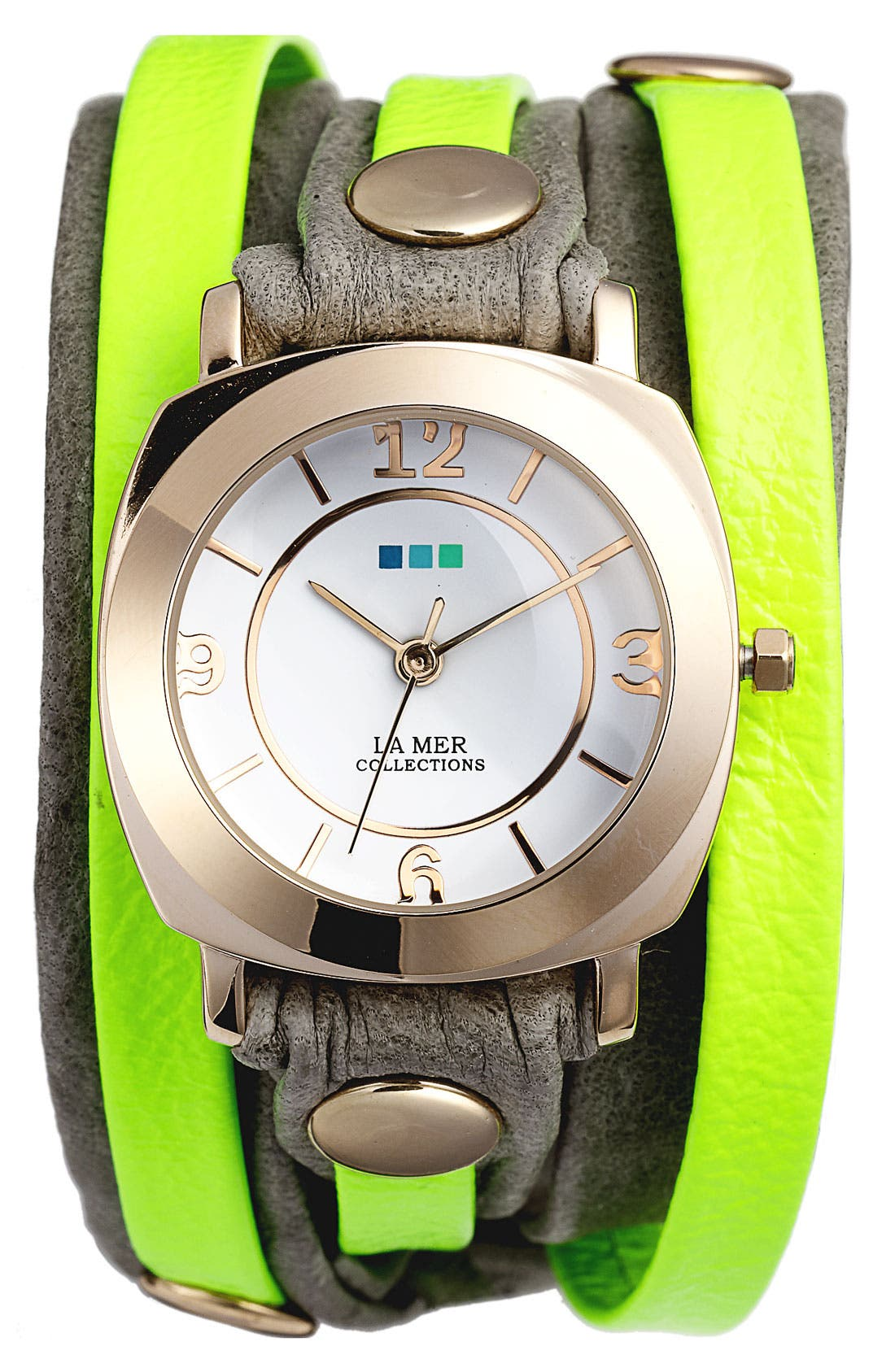 Alternate Image 1 Selected - La Mer Collections 'Neon Odyssey' Watch