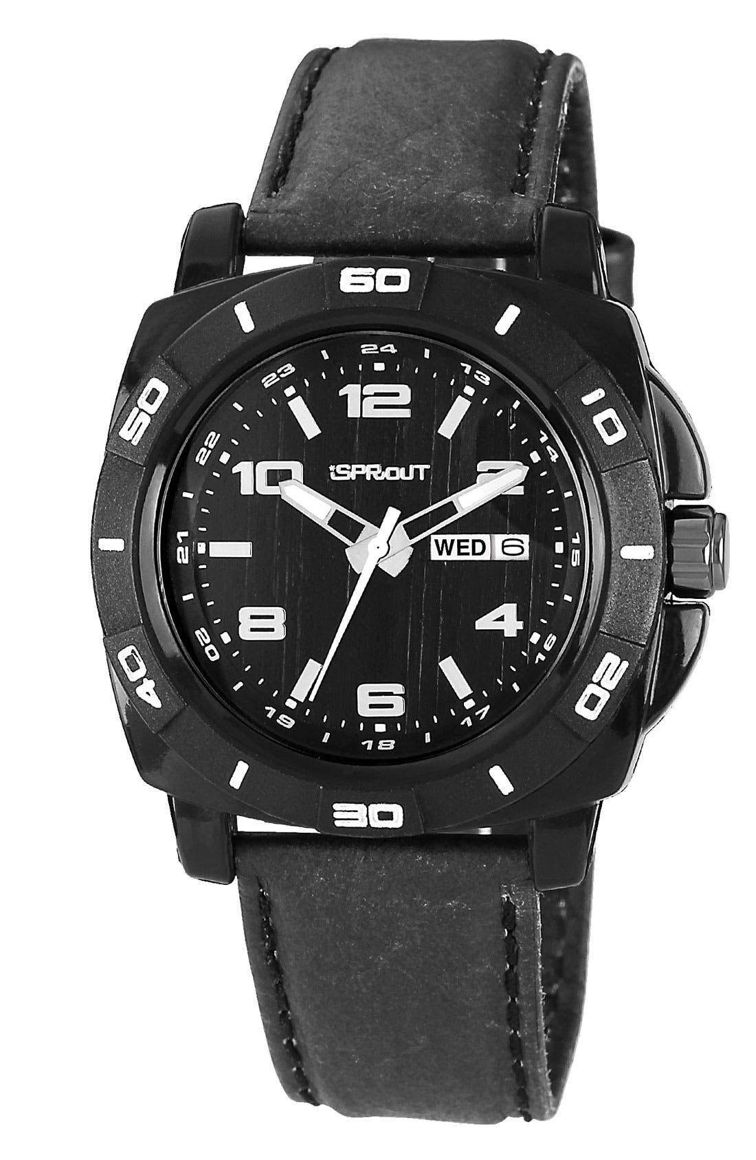 Alternate Image 1 Selected - SPROUT™ Watches Round Watch, 41mm