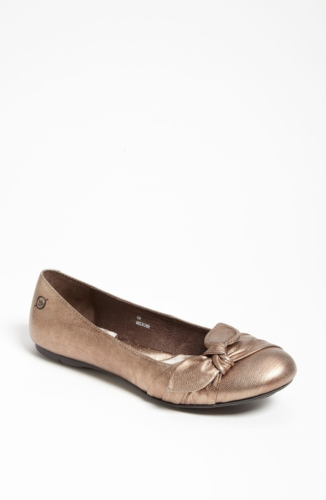 Alternate Image 1 Selected - Børn 'Molly' Flat (Online Exclusive)