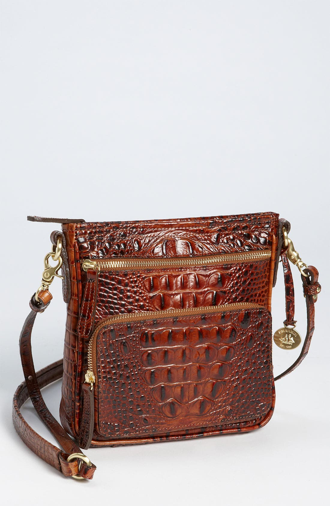 Main Image - Brahmin 'Melbourne - Cleo' Crossbody Bag