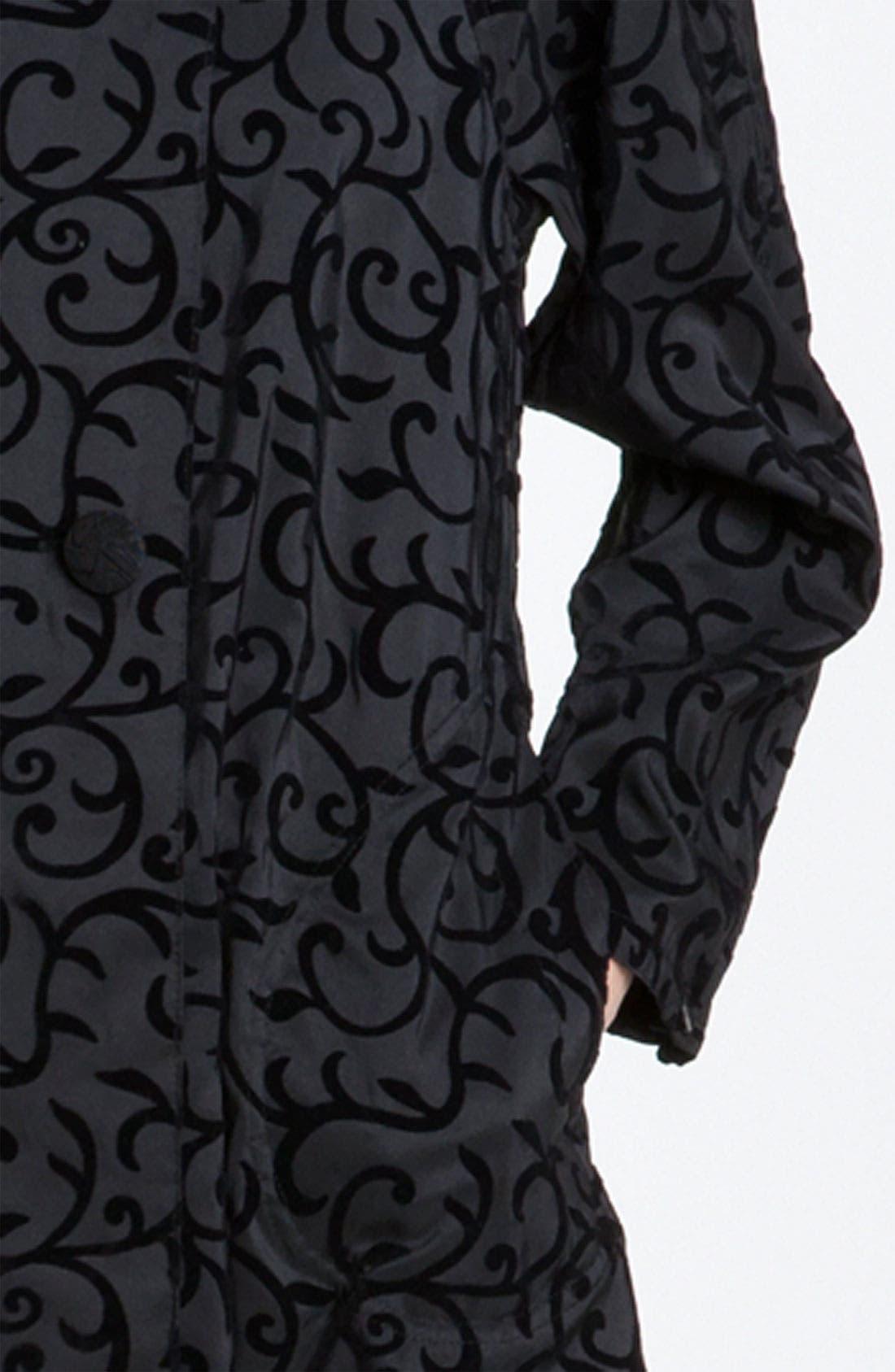 Alternate Image 3  - Mycra Pac Designer Wear 'Donatella' Travel Coat
