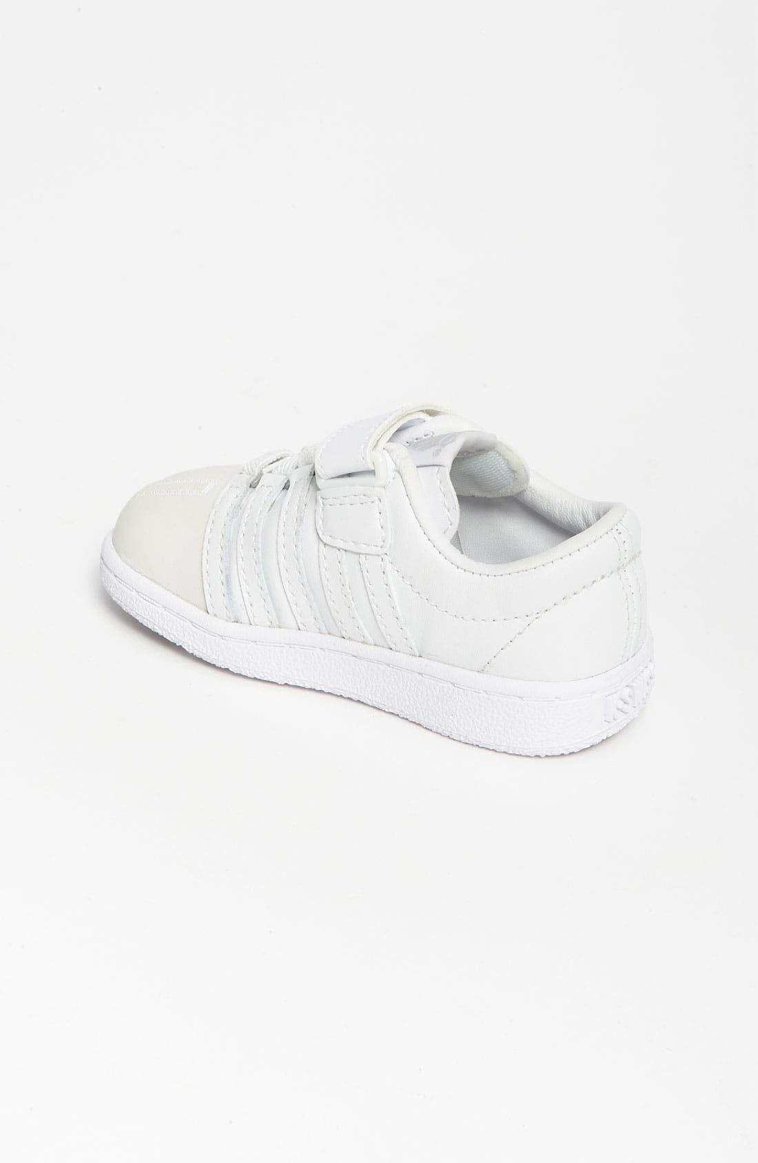 Alternate Image 2  - K-Swiss Classic Sneaker (Baby, Walker & Toddler)