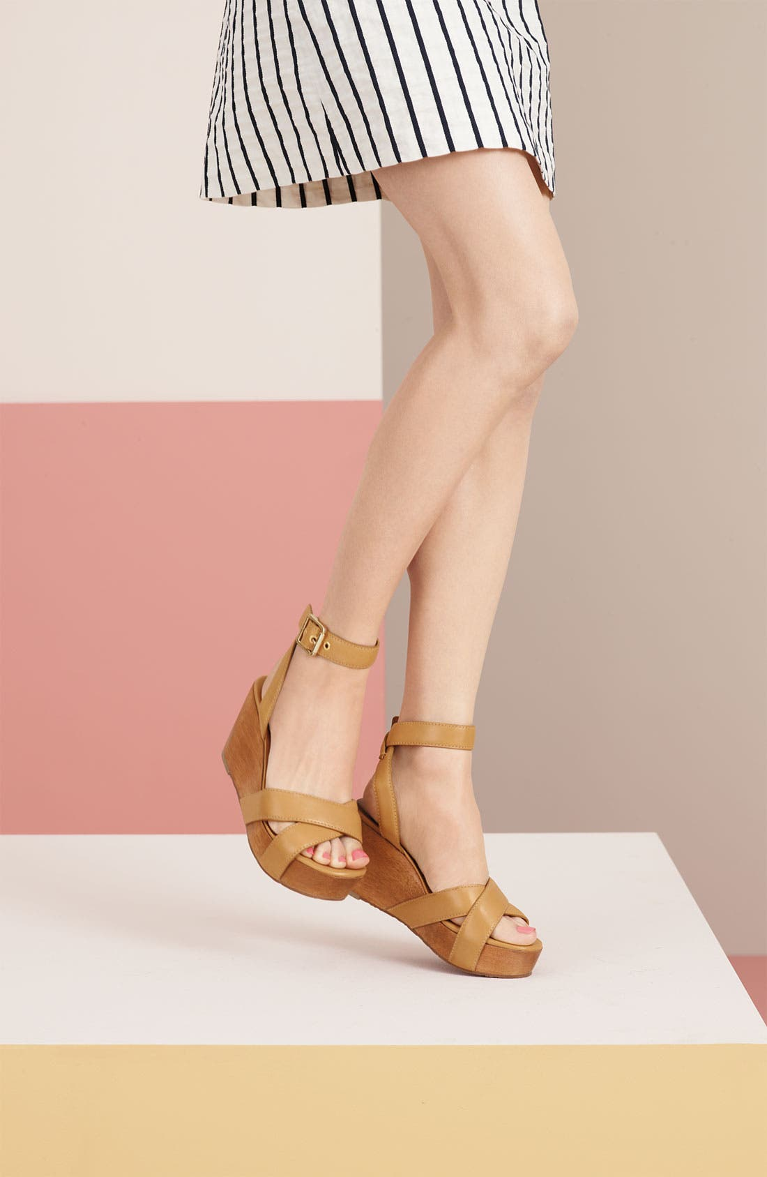 Alternate Image 5  - Tory Burch 'Almita' Wedge Sandal