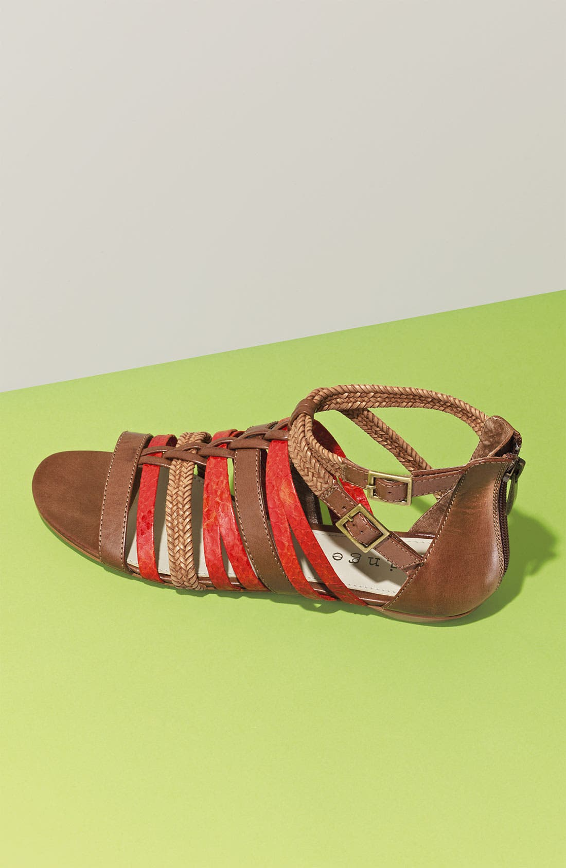 Alternate Image 5  - Hinge® 'Tanner' Sandal