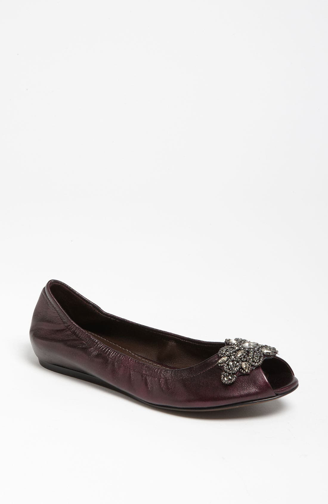Alternate Image 1 Selected - Vera Wang Footwear 'Lanelle' Hidden Wedge Flat (Nordstrom Exclusive)