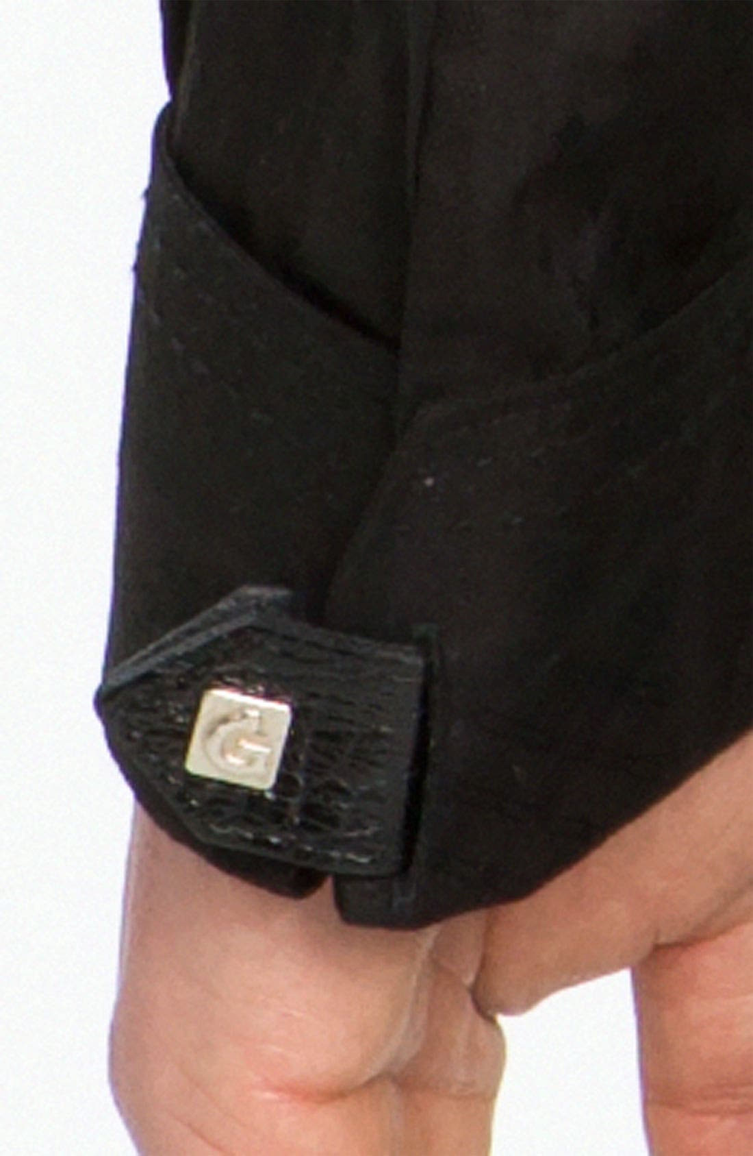Alternate Image 2  - Bogosse 'Matis' Jacquard Sport Shirt