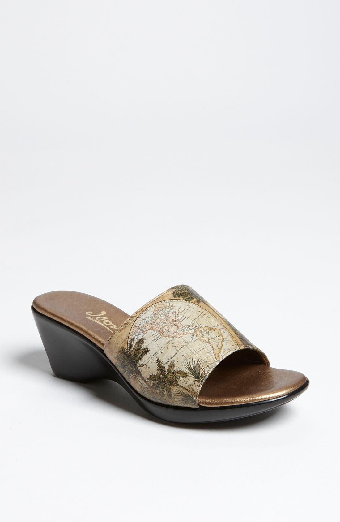 Alternate Image 1 Selected - Icon Footwear 'Global Safari' Sandal