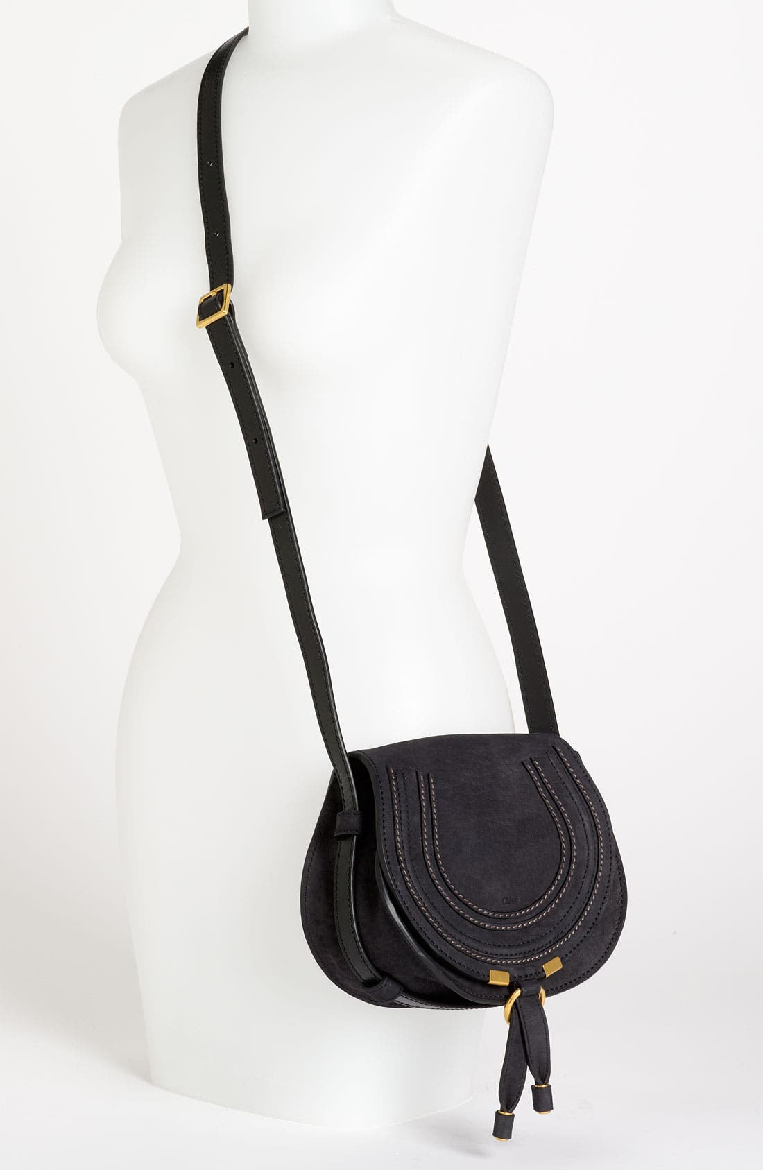 Alternate Image 2  - Chloé 'Marcie - Small' Crossbody Bag