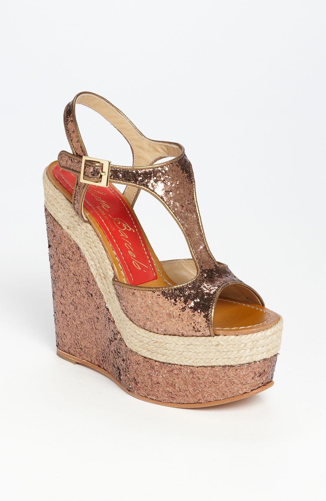 Alternate Image 1 Selected - Paloma Barcelo Sandal