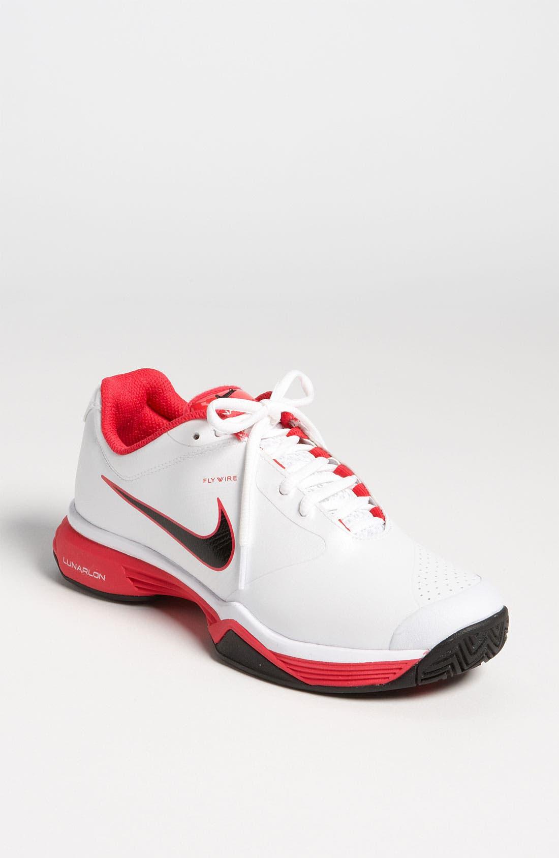 Alternate Image 1 Selected - Nike 'Lunar Speed 3' Tennis Shoe (Women)