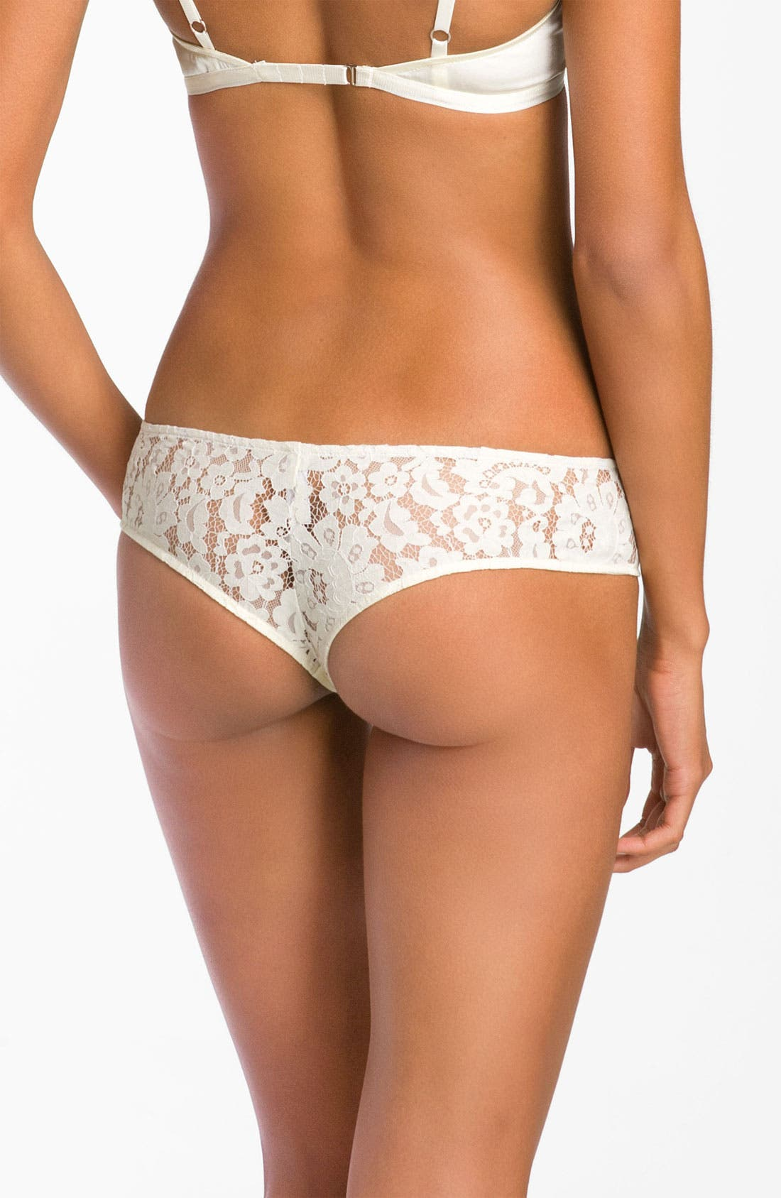 Alternate Image 2  - Zinke 'Cabin Fever' Lace Tanga