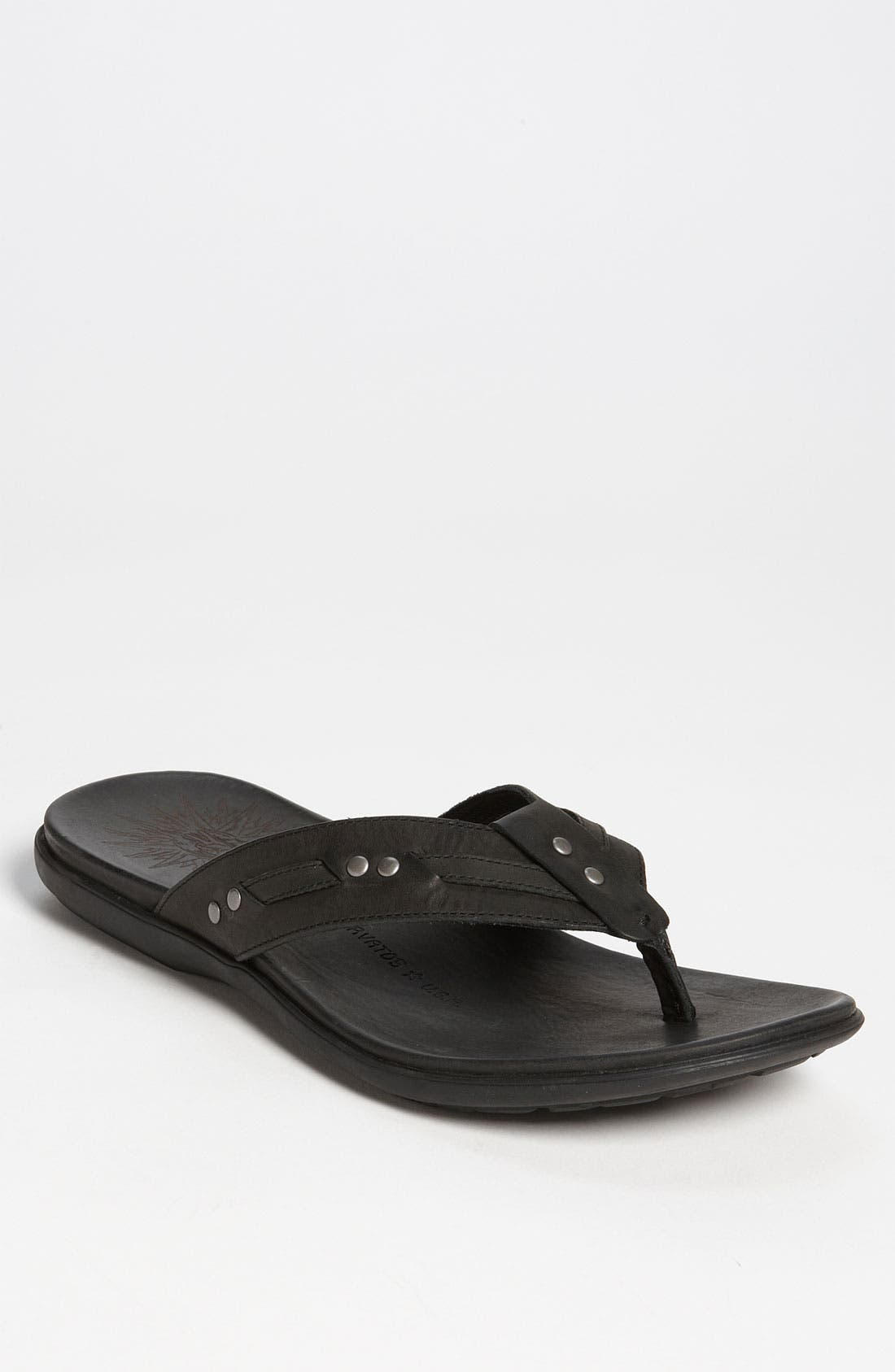 Alternate Image 1 Selected - John Varvatos Star USA 'Tobago Stud' Sandal