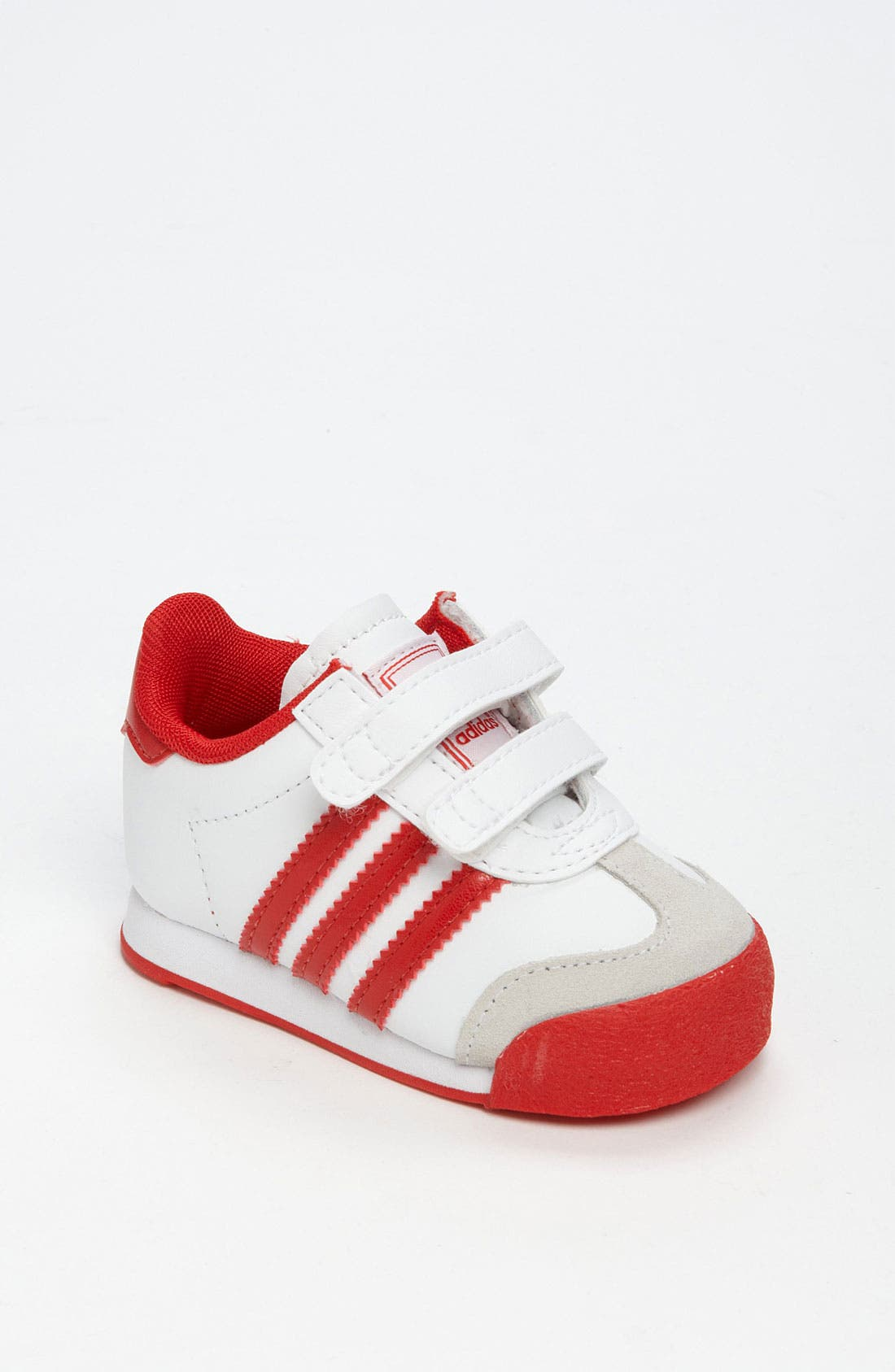 Alternate Image 1 Selected - adidas 'Samoa' Sneaker (Baby, Walker & Toddler)