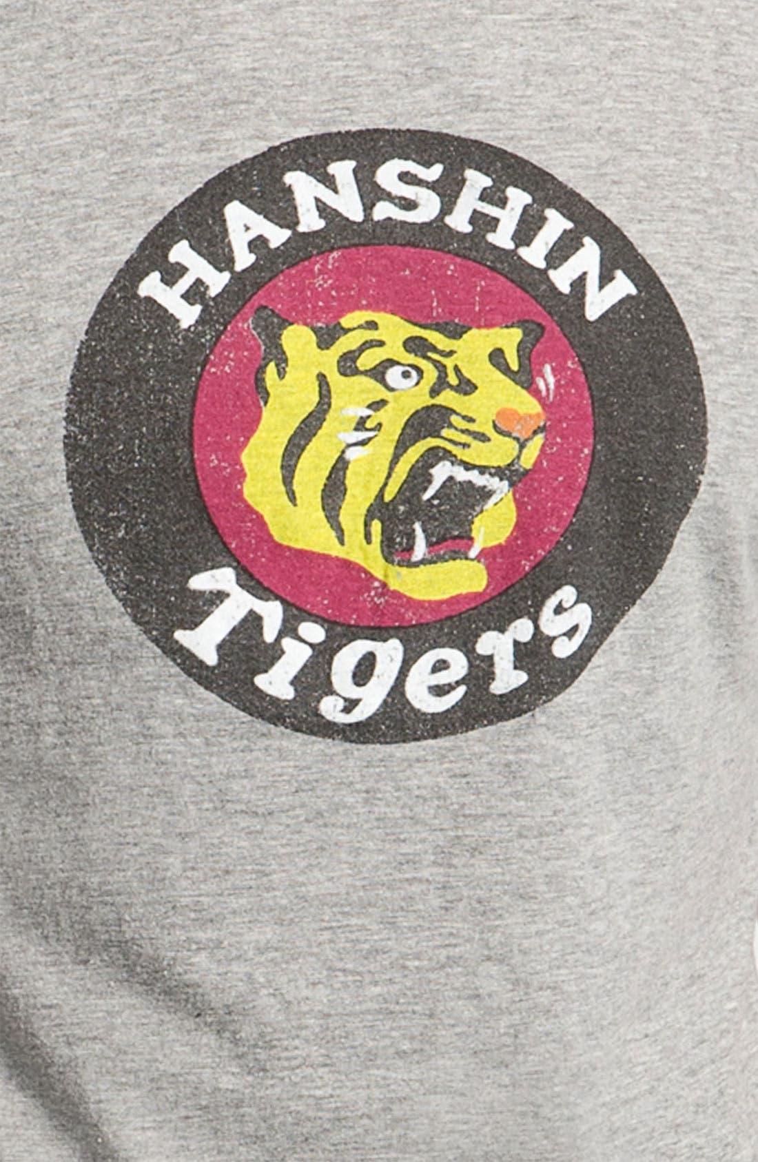 Alternate Image 3  - Red Jacket 'Hanshin Tigers - Brass Tack' T-Shirt