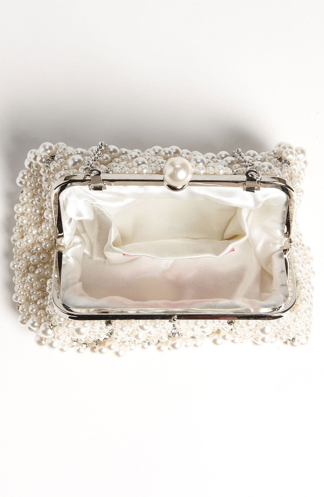 Alternate Image 3  - Expressions NYC 'Pearl' Clutch