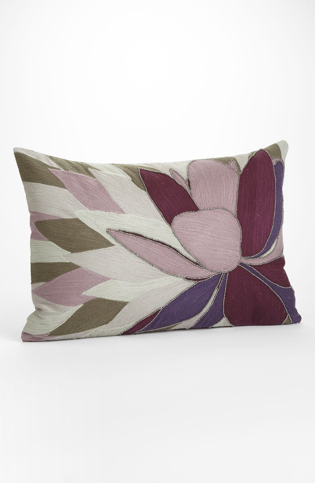Main Image - Nordstrom at Home 'Lotus' Embroidered Pillow