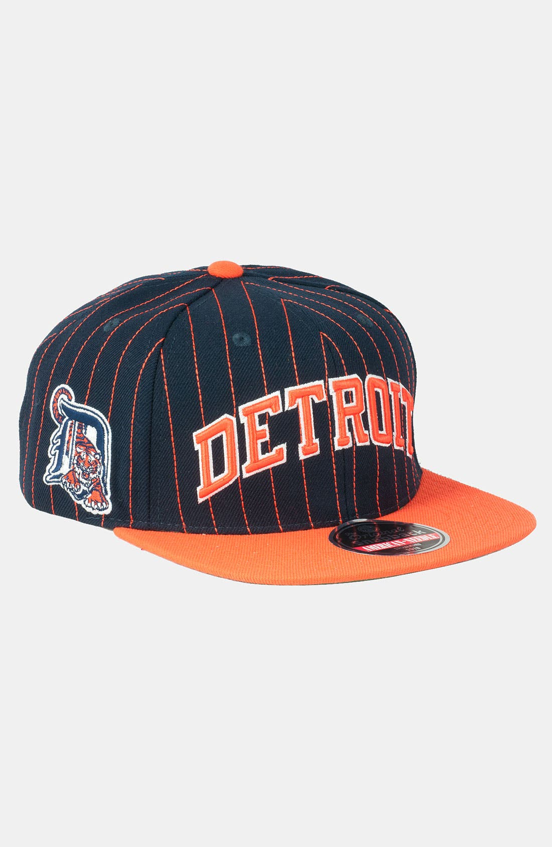 Alternate Image 1 Selected - American Needle 'Tigers' Snapback Baseball Cap