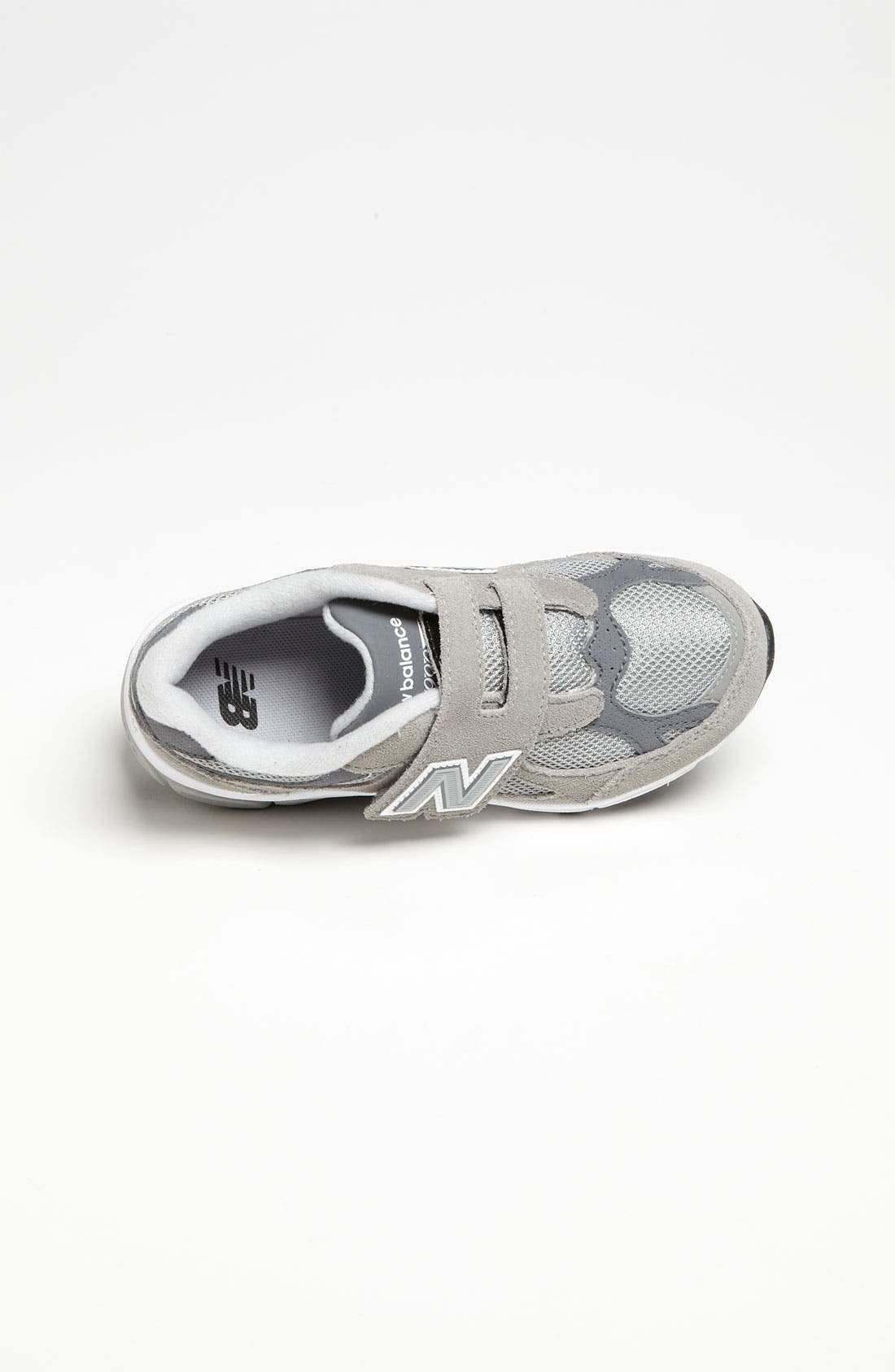 Alternate Image 3  - New Balance '990' Sneaker (Baby, Walker, Toddler & Little Kid)