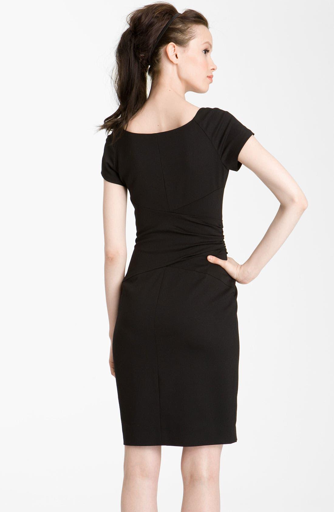 Alternate Image 2  - Rachel Zoe 'Katherine' Raglan Sleeve Dress
