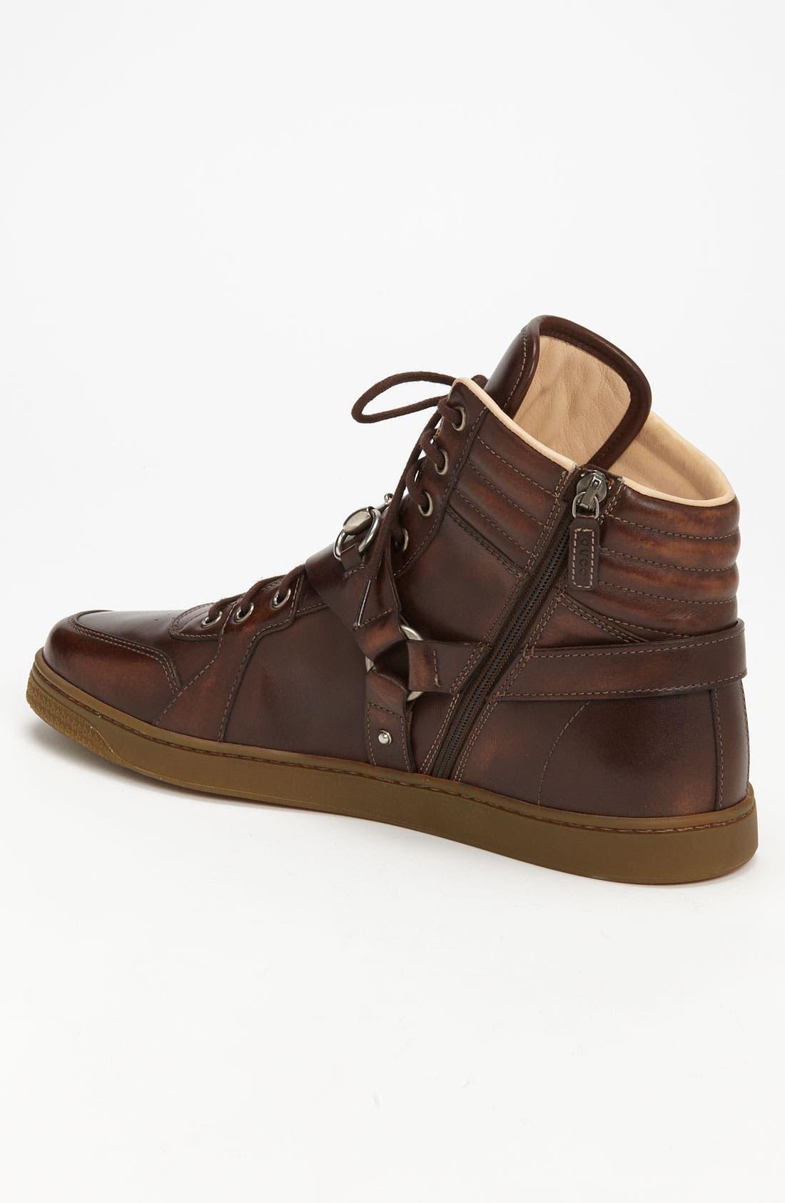Alternate Image 2  - Gucci 'Coda - Horse Bit' Sneaker (Online Exclusive)