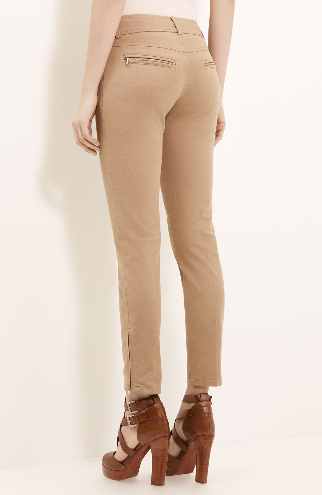 Alternate Image 2  - Michael Kors Technical Gabardine Pants