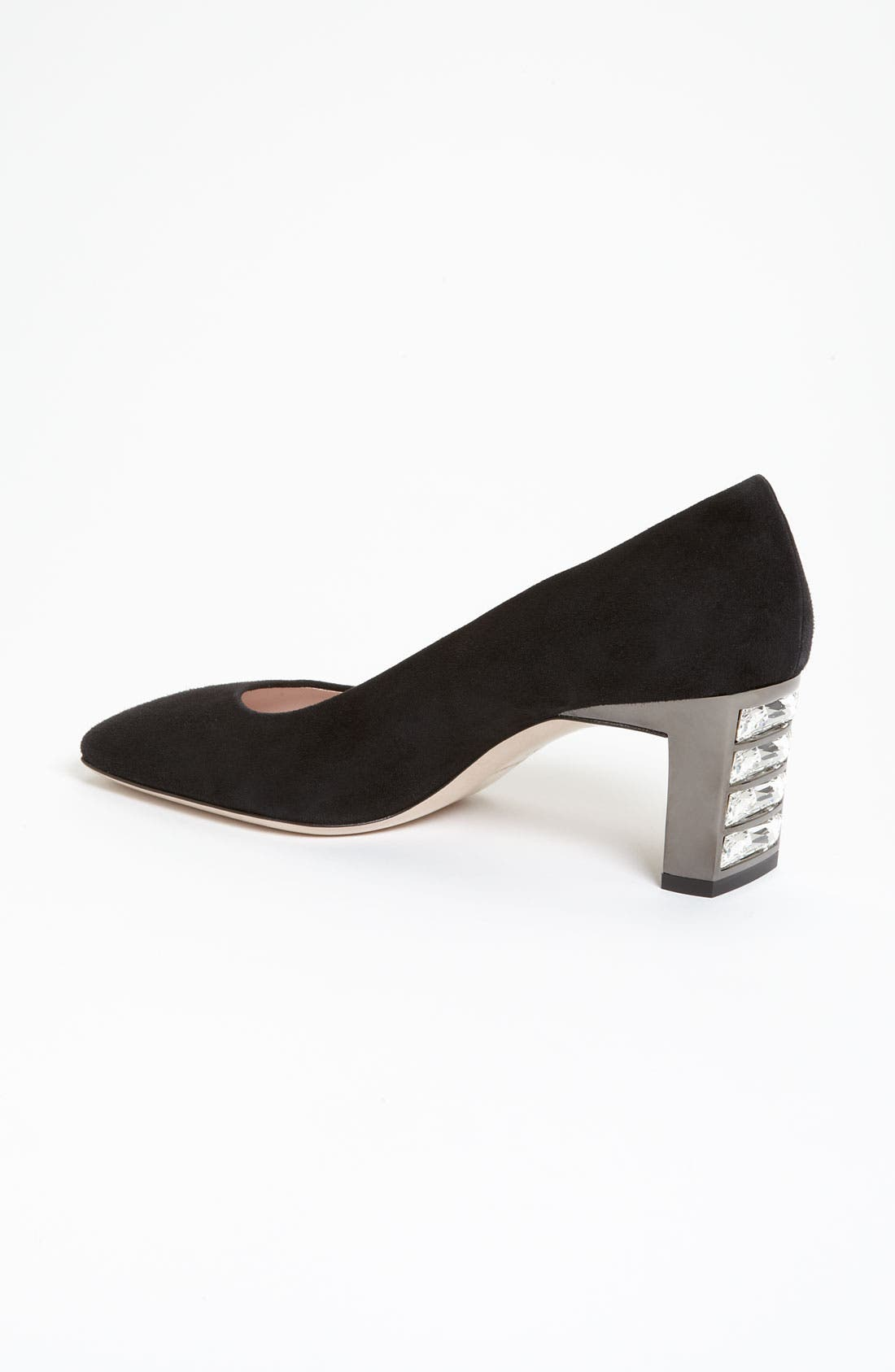 Alternate Image 2  - Miu Miu Jeweled Heel Pump