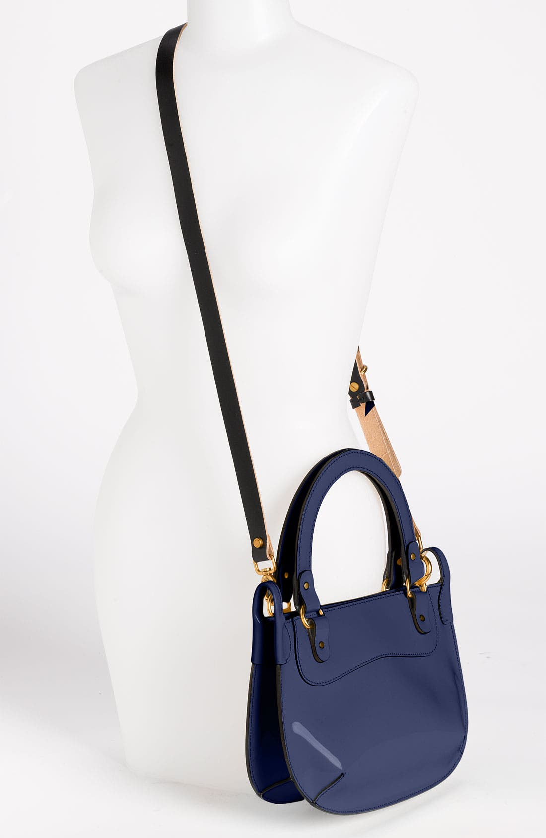 Alternate Image 2  - Marni 'Small' Patent Leather Crossbody Bag