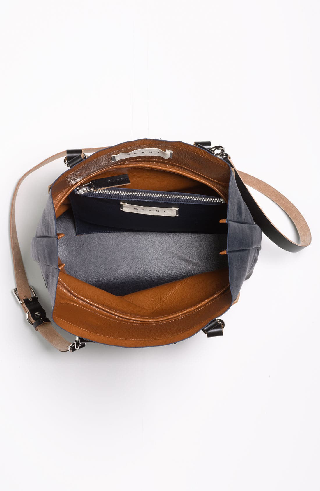 Alternate Image 3  - Marni Leather Crossbody Bag
