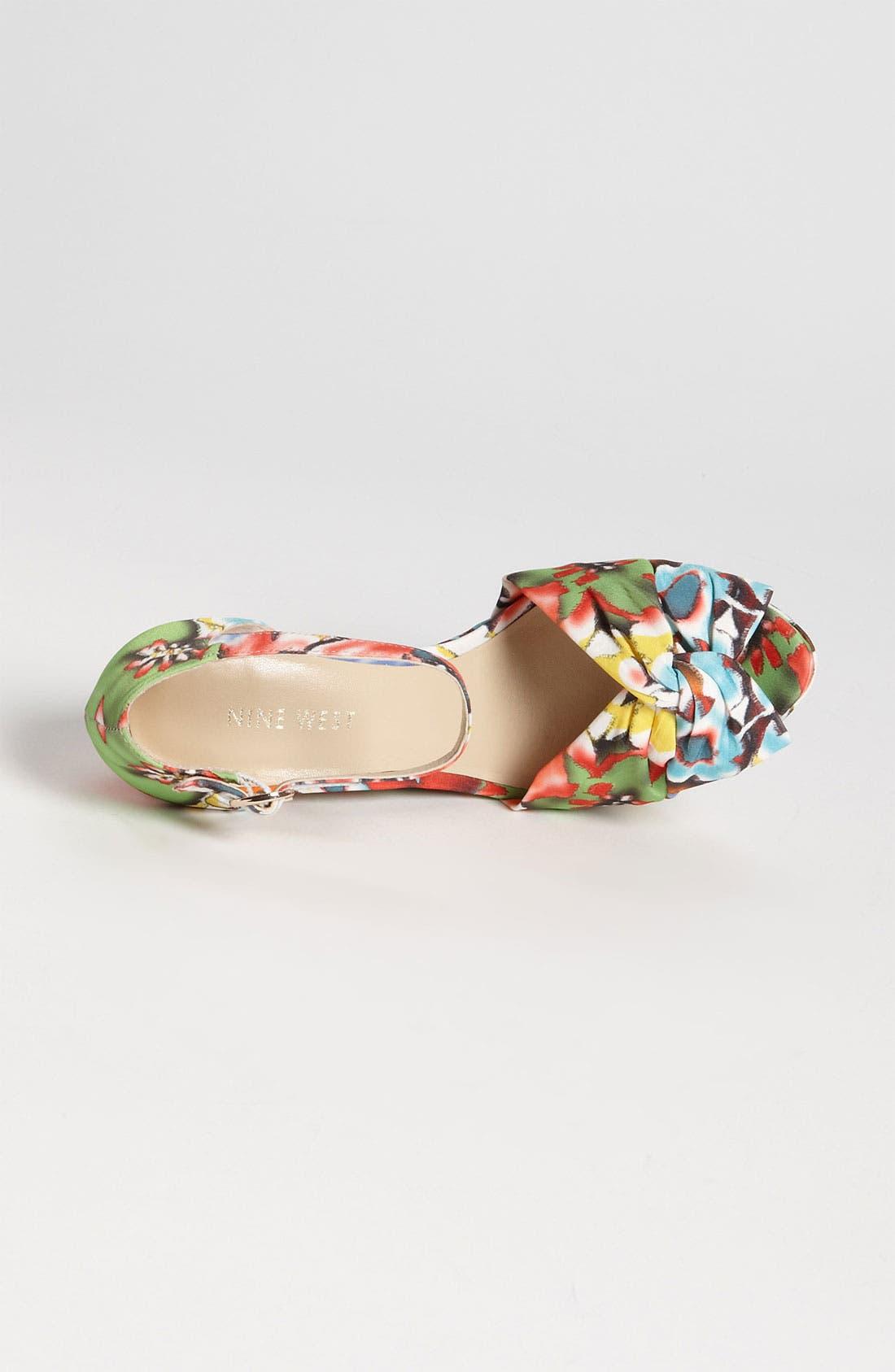 Alternate Image 3  - Nine West 'Letitgo' Sandal