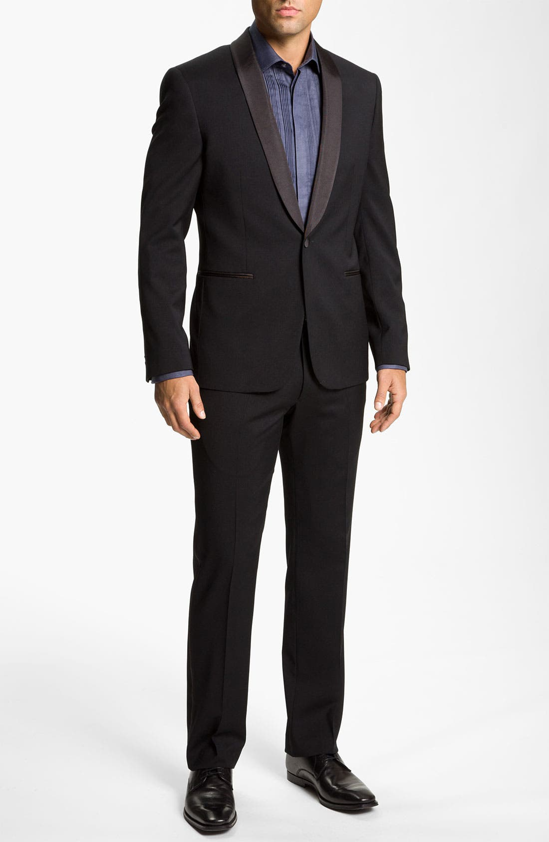 Alternate Image 2  - John Varvatos Star USA 'Mott' Tuxedo