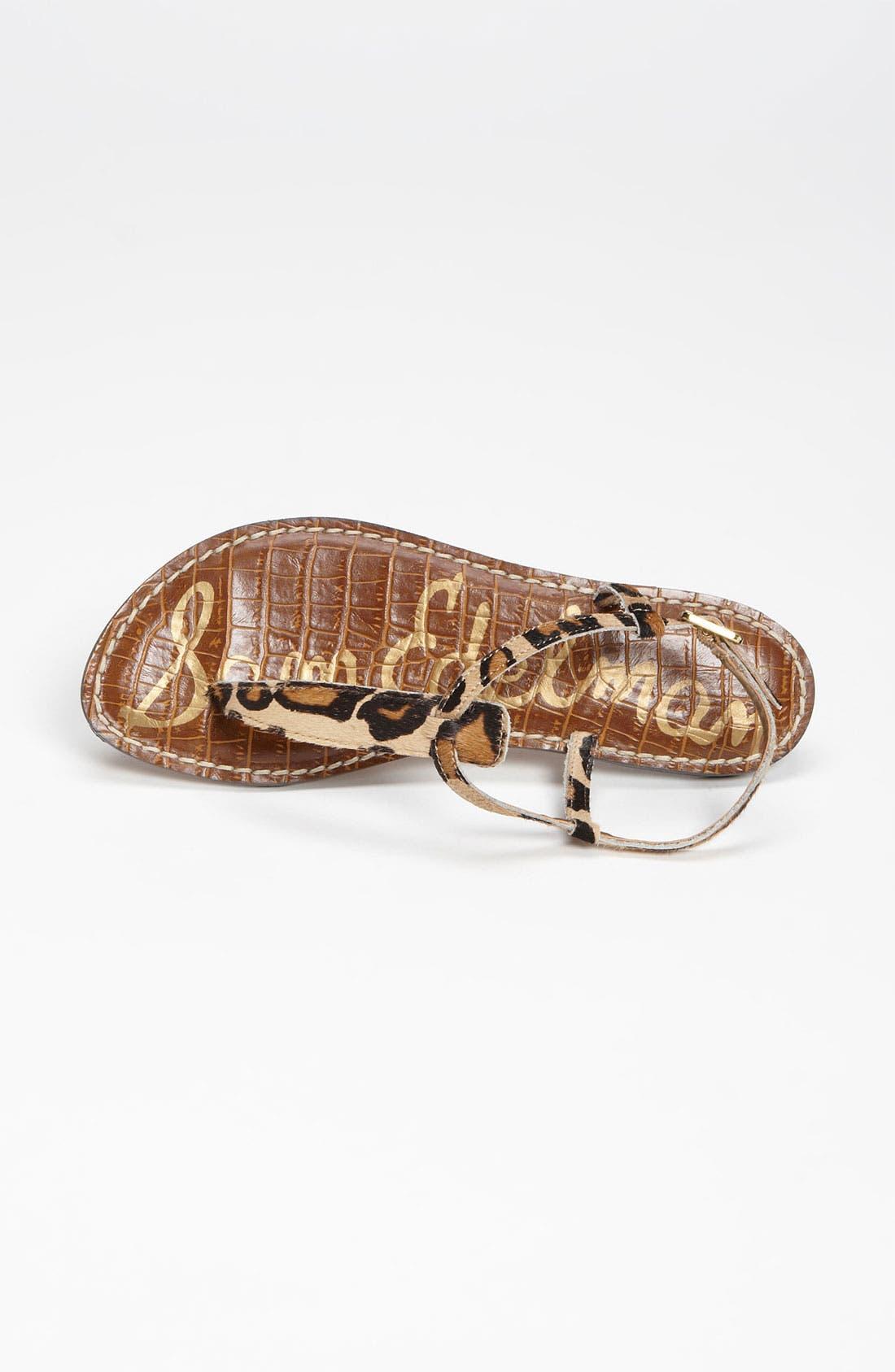 Alternate Image 3  - Sam Edelman 'Gigi' Sandal (Women)