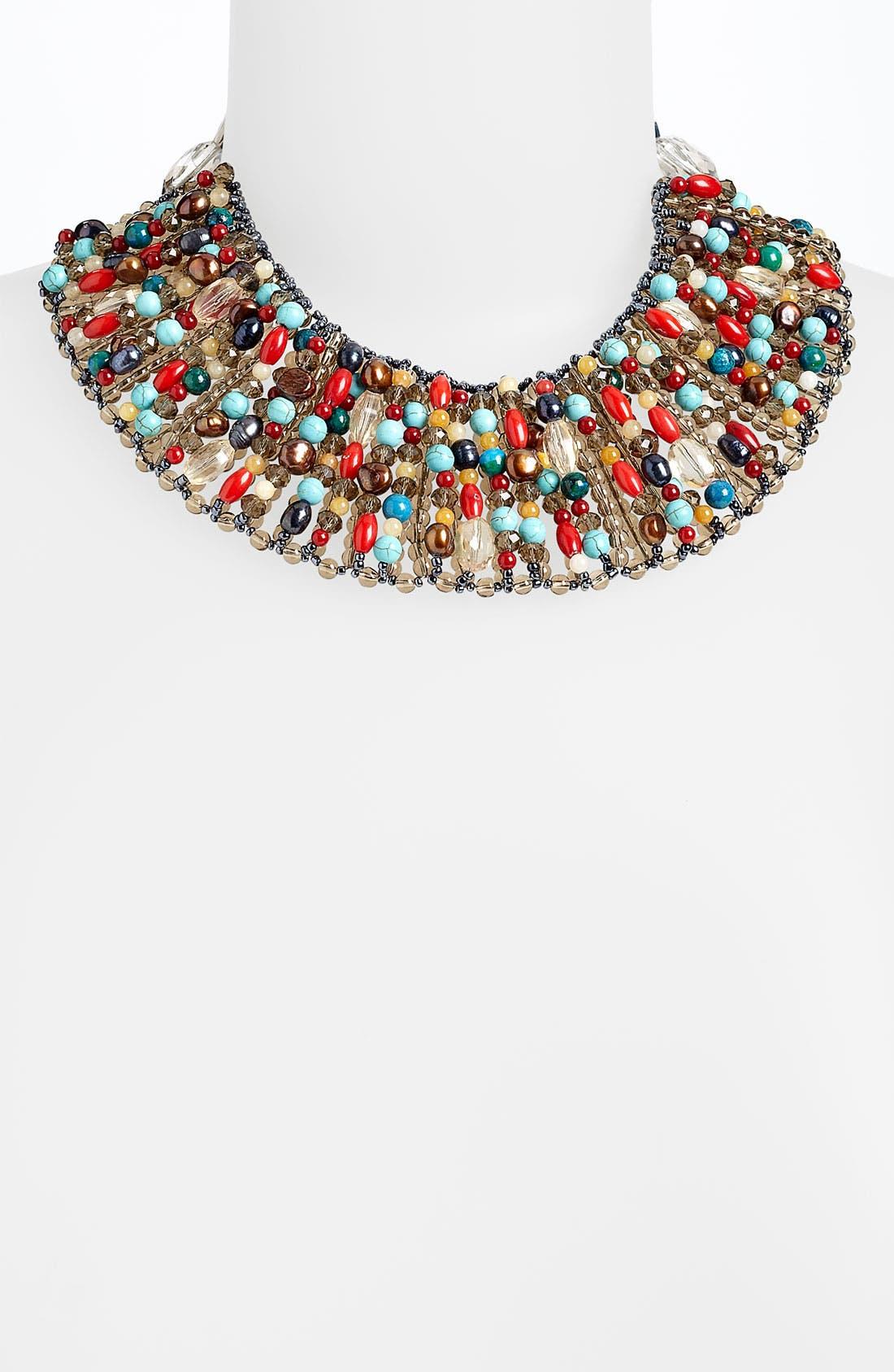 Alternate Image 1 Selected - Nakamol Design 'Spice o' Life' Bib Necklace