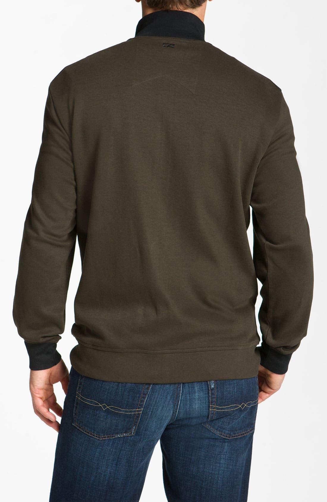 Alternate Image 2  - Cutter & Buck 'Waterbrook' Jacket (Big & Tall) (Online Exclusive)