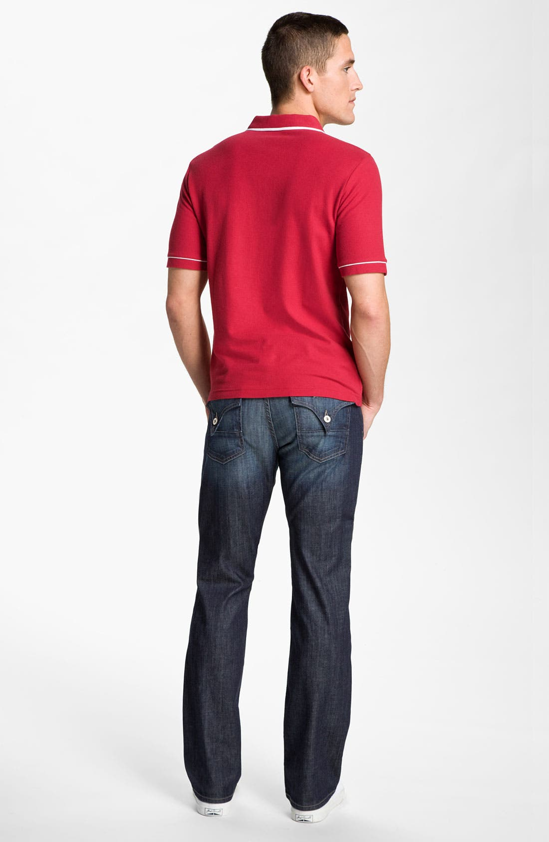 Alternate Image 6  - Hudson Jeans 'Clifton' Bootcut Jeans (Rockshire)